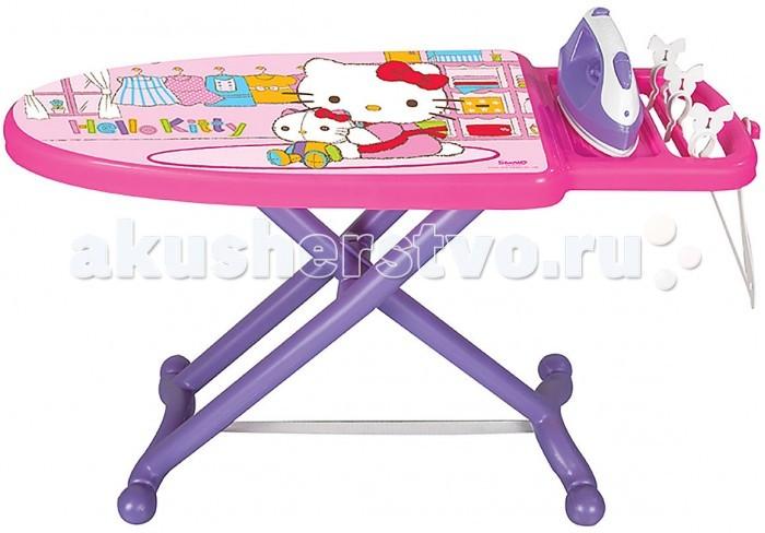 Ролевые игры Pilsan Гладильная доска с Hello Kity HK Ironing Table