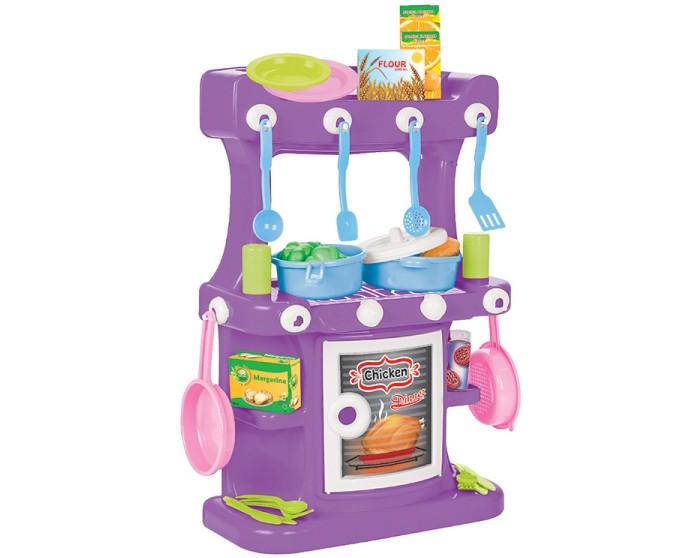 Ролевые игры Pilsan Игровой кухонный набор Kitchen Set ролевые игры игруша игровой набор продукты 10 предметов