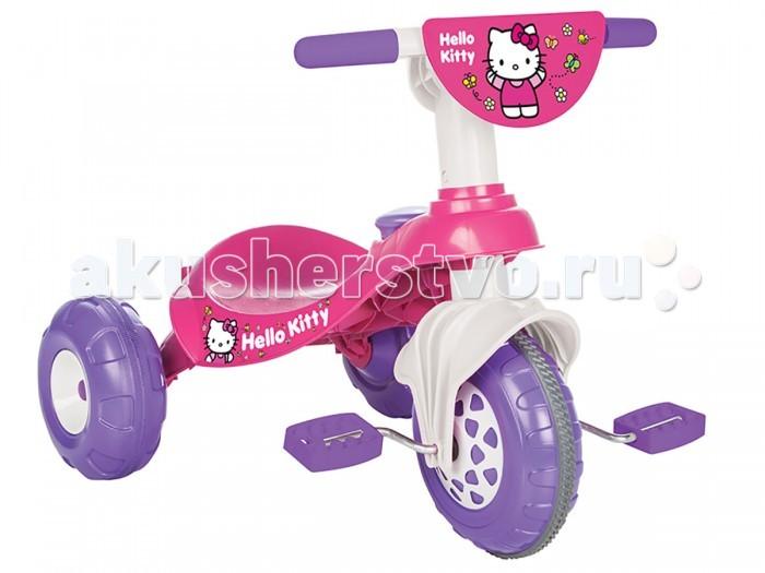 Трехколесные велосипеды Pilsan Smart Hello Kitty велосипеды трехколесные dolu велосипед трехколесный