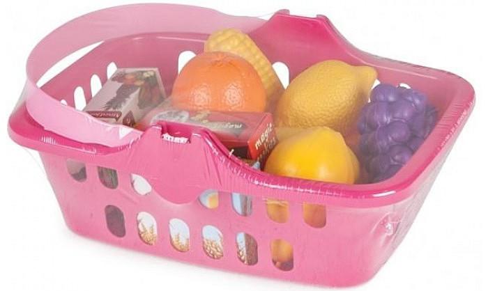 Игровые наборы Pilsan Корзина с фруктами