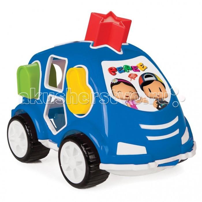 Сортеры Pilsan машинка сортеры лэм сортер игрушки
