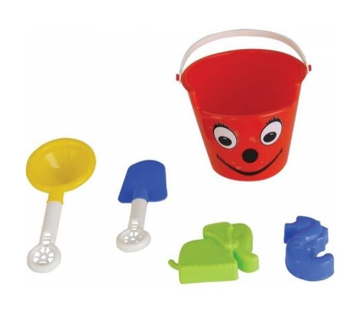 Игрушки для зимы Pilsan Набор для игры в песочнице 5 предметов набор для игры в песочнице dolu грузовик с просторным кузовом