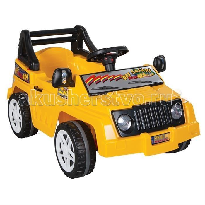 Педальные машины Pilsan Педальная машина New Safari pilsan педальная машина thunder