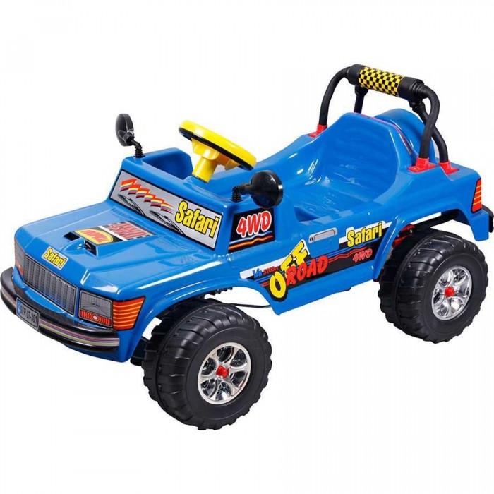 Педальные машины Pilsan Педальная машина Safari 07 301 pilsan педальная машина thunder