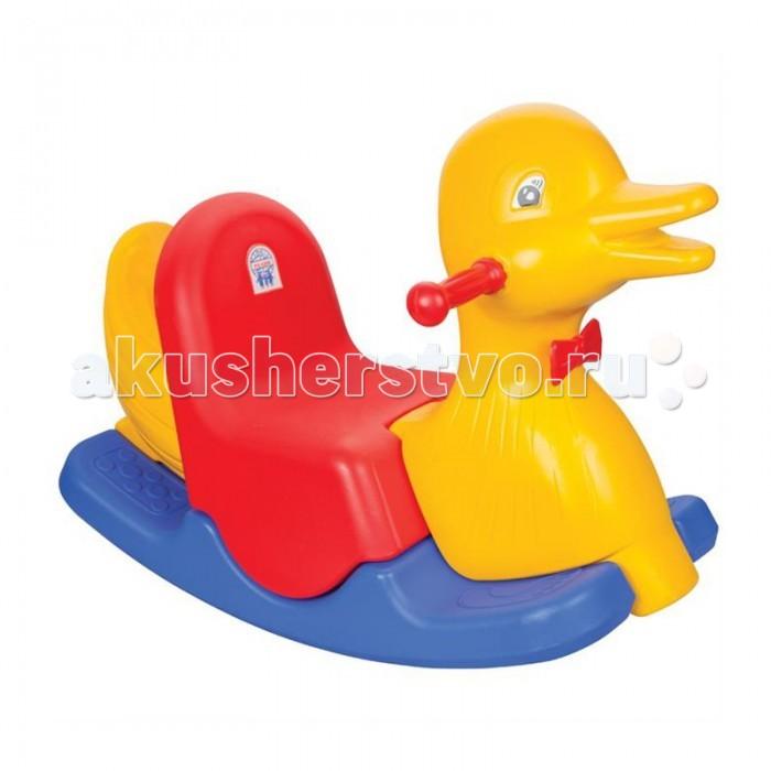 Качалки-игрушки Pilsan Счастливая Утка детские кроватки kitelli kito orsetto качалка