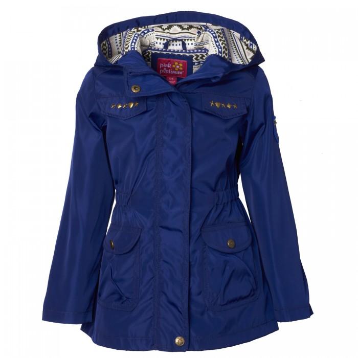 Куртки, пальто, пуховики Pink Platinum Куртка PP802658 фаллоимитатор platinum silicone the original pink