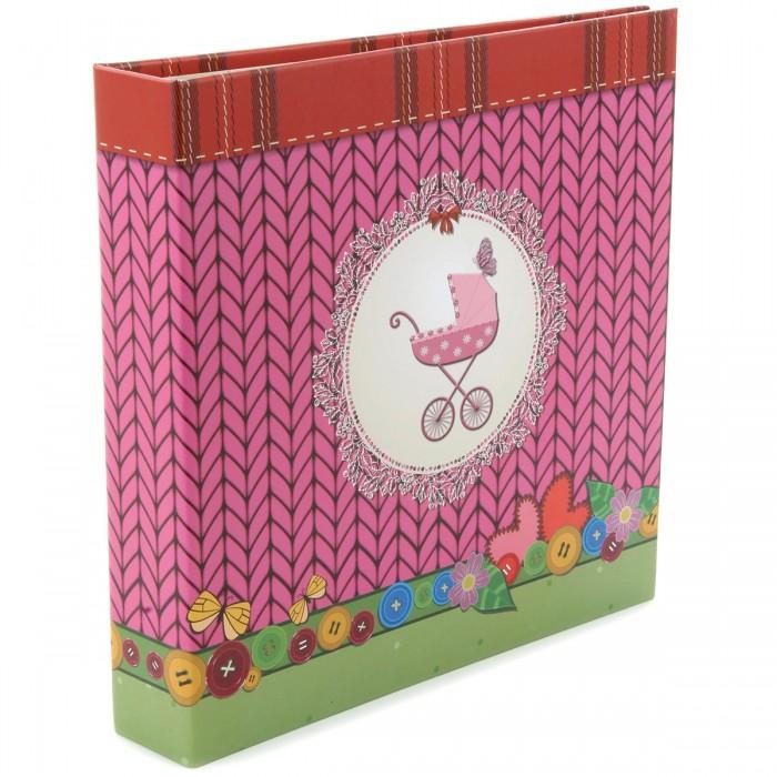 Фото - Фотоальбомы и рамки Pioneer Фотоальбом-анкета для новорожденных держатель для туалетной бумаги рыжий кот классика на шурупах 2487 серебристый 3 х 14 5 х 12 см