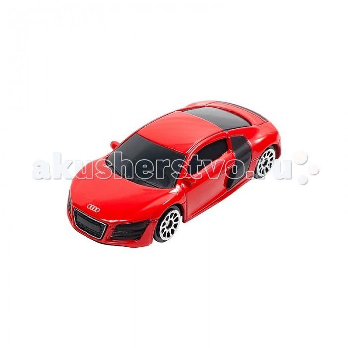 Машины Pit Stop Машинка Audi R8 V10 1:64 uni fortune toys модель автомобиля audi r8 v10 цвет красный