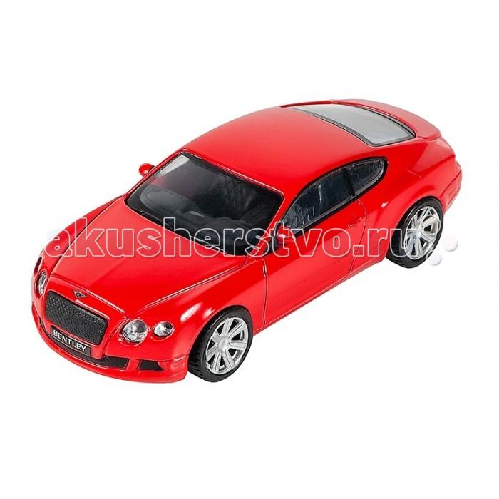 Машины Pit Stop Машинка Bentley Continental GT 1:43 машины pit stop машинка volkswagen touareg 1 43
