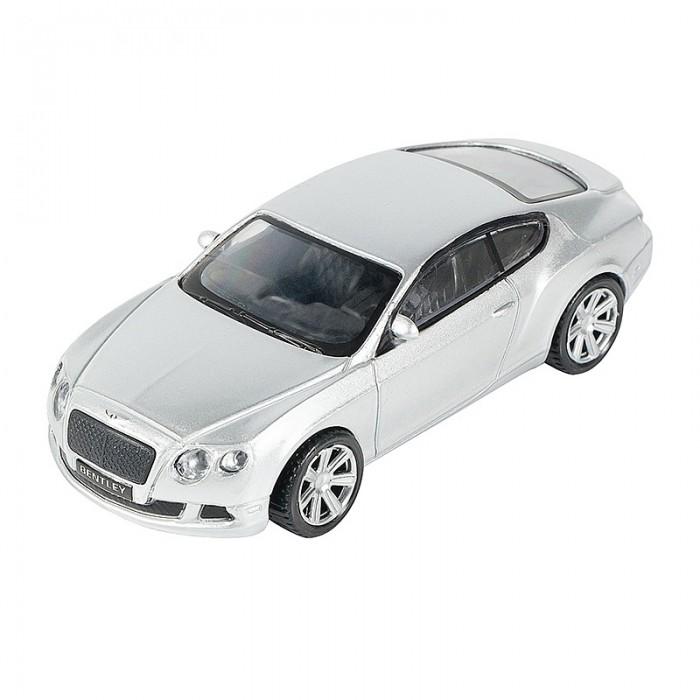 Машины Pit Stop Машинка Bentley Continental GT 1:43 машинка msz bentley continental gt3 белый