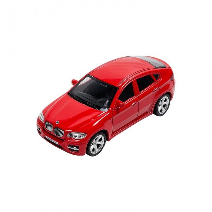 Машины Pit Stop Машинка BMW X6 1:43 машины pit stop машинка volkswagen touareg 1 43