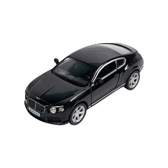 Машины Pit Stop Машинка инерционная Bentley Continental GT V8 1:32 технопарк 67307 машина металлическая инерционная bentley continental 1 43 13 см