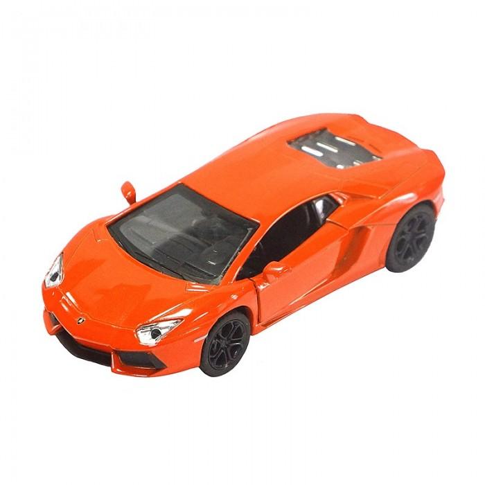 Машины Pit Stop Машинка инерционная Lamborghini LP-700 1:32 пламенный мотор машинка инерционная volvo пожарная охрана