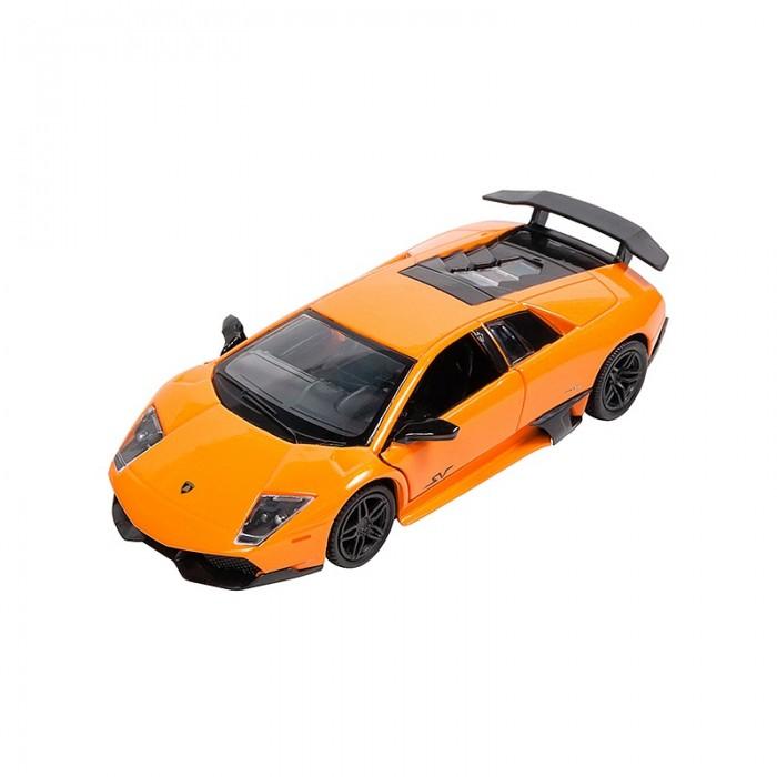 цены Машины Pit Stop Машинка инерционная Lamborghini Murcielago LP670-4 1:32