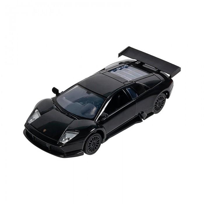 Машины Pit Stop Машинка инерционная Lamborghini Murcielago R-GT 1:32 пламенный мотор машинка инерционная volvo пожарная охрана
