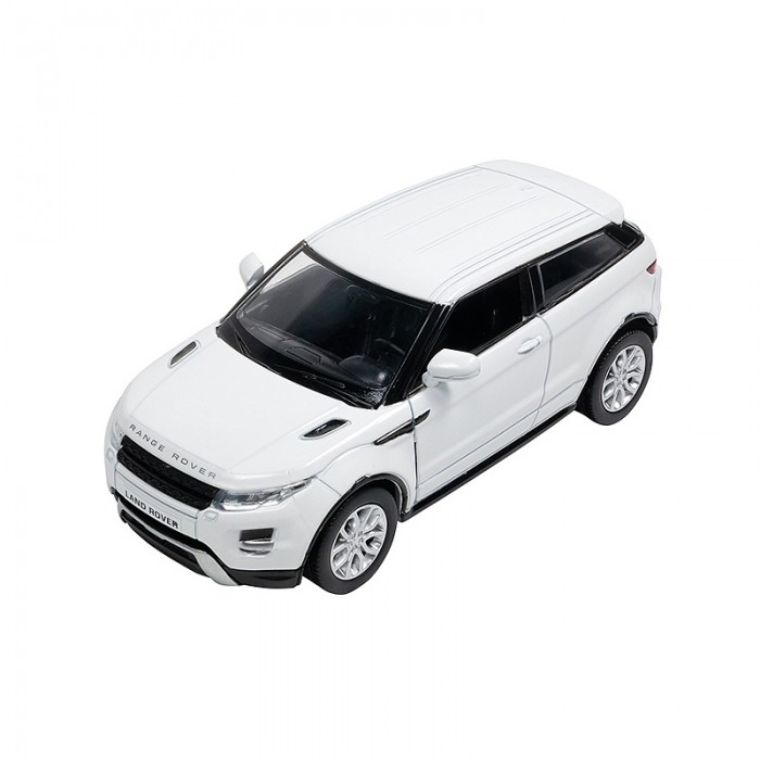 Машины Pit Stop Машинка инерционная Land Rover Range Rover Evoque 1:32 машинки pit stop машинка audi r8 v10 серая 1 64 ps 344996s g