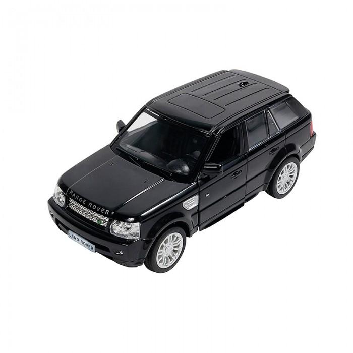 Машины Pit Stop Машинка инерционная Land Rover Range Rover Sport 1:32 пламенный мотор машинка инерционная volvo пожарная охрана