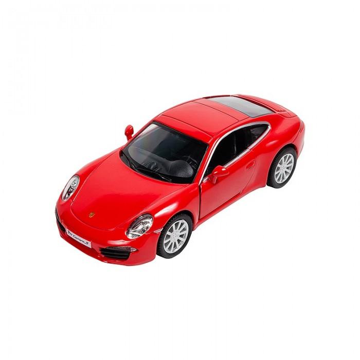 Машины Pit Stop Машинка инерционная Porsche 911 Carrera S 1:32 пламенный мотор машинка инерционная volvo пожарная охрана