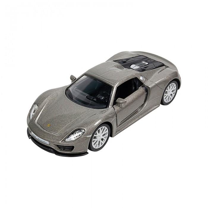 Машины Pit Stop Машинка инерционная Porsche 918 Spyder 1:32 пламенный мотор машинка инерционная volvo пожарная охрана