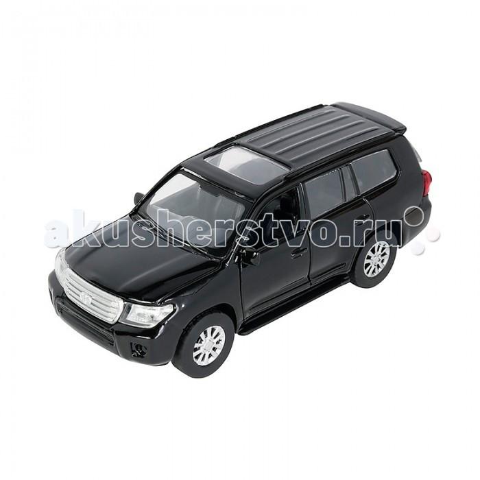 Машины Pit Stop Машинка инерционная Toyota Land Cruiser 1:41-1:32