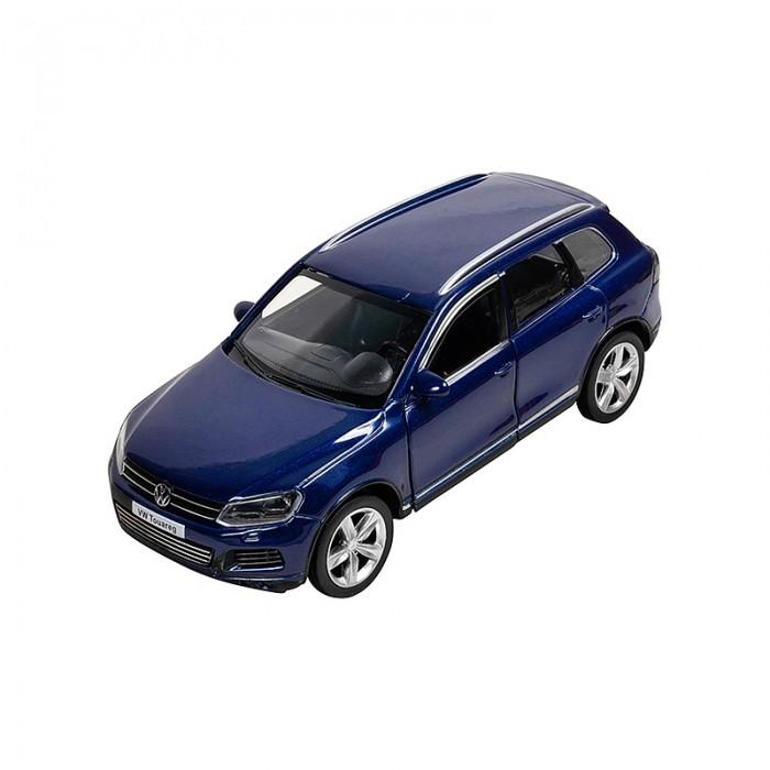 Машины Pit Stop Машинка инерционная Volkswagen Touareg 1:32 рубашка в клетку insight liberty pit blue