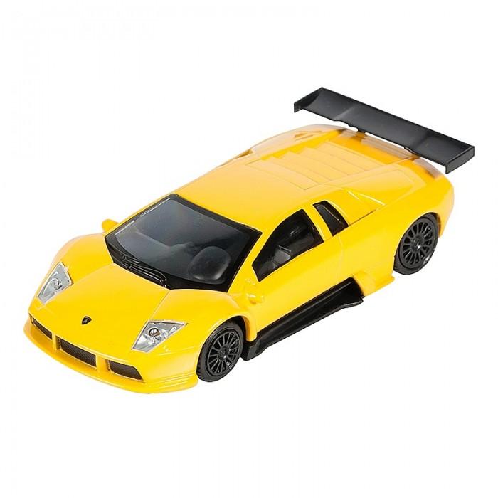 Машины Pit Stop Машинка Lamborghini Murcielago R-GT 1:43 рубашка в клетку insight liberty pit blue