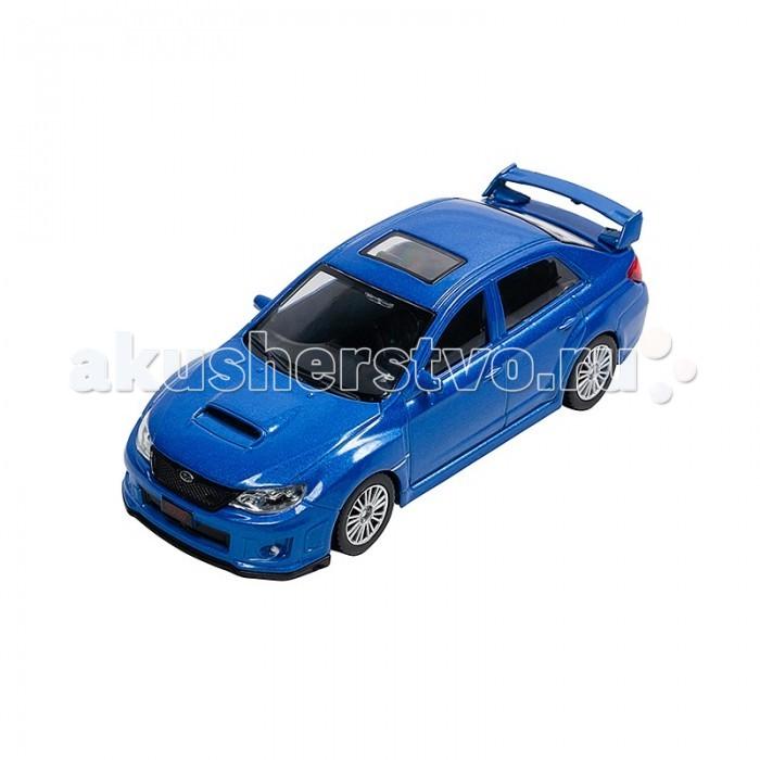 Машины Pit Stop Машинка Subaru WRX STI 1:43 машины pit stop машинка volkswagen touareg 1 43