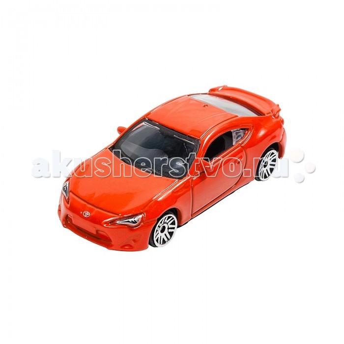 Машины Pit Stop Машинка Toyota GT-86 1:64 pitstop модель автомобиля toyota gt 86 цвет красный