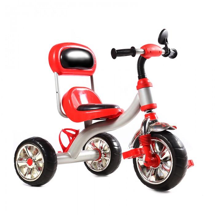 цены Трехколесные велосипеды Pit Stop с мягким сиденьем и спинкой
