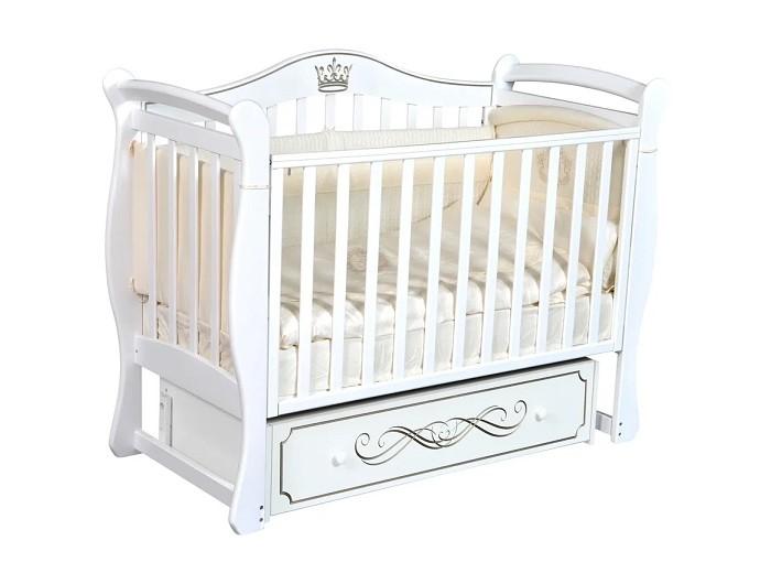Детские кроватки Кедр Bella 1 универсальный маятник