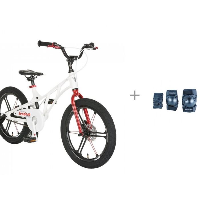 Беговел Pituso Aviator со звонком R-Toys I love my bike
