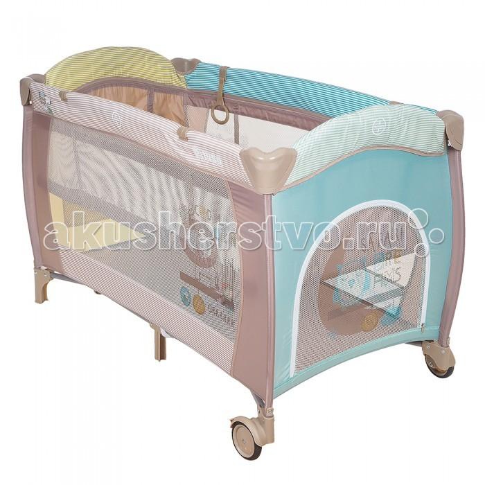Манежи Pituso кровать Florecita