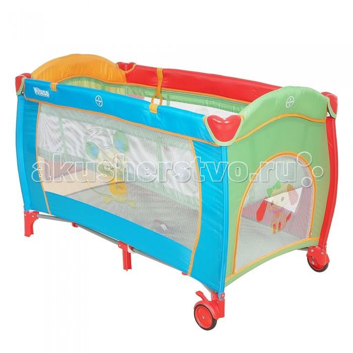 Детская мебель , Манежи Pituso кровать Florecita арт: 441489 -  Манежи