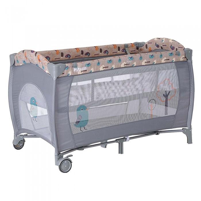 Купить Манежи, Манеж Pituso кровать Granada 120x60 см