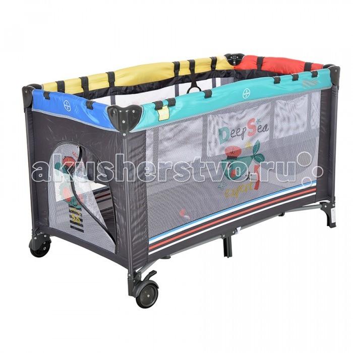 Детская мебель , Манежи Pituso кровать Granada арт: 441499 -  Манежи