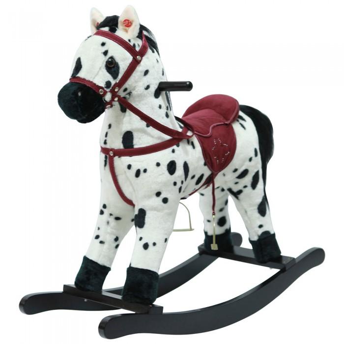 Купить Качалки-игрушки, Качалка Pituso Лошадка с пятнами 74х30х64 см