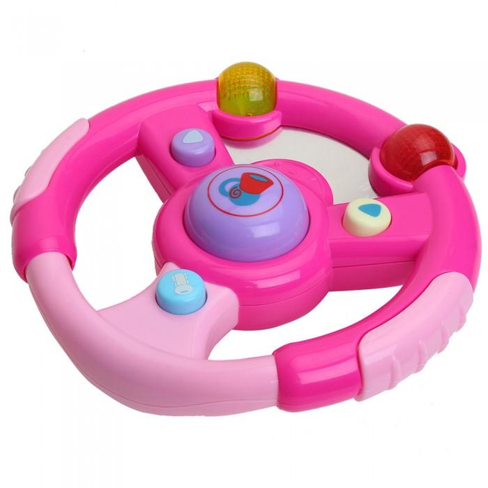 электронные игрушки Электронные игрушки Pituso Музыкальный руль K999-68
