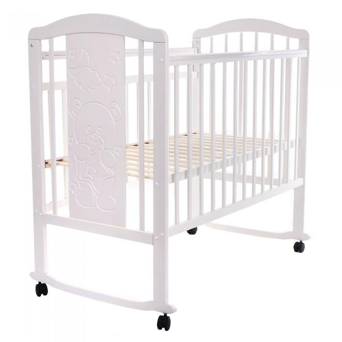 Детская кроватка Pituso Noli Мишутка J-502
