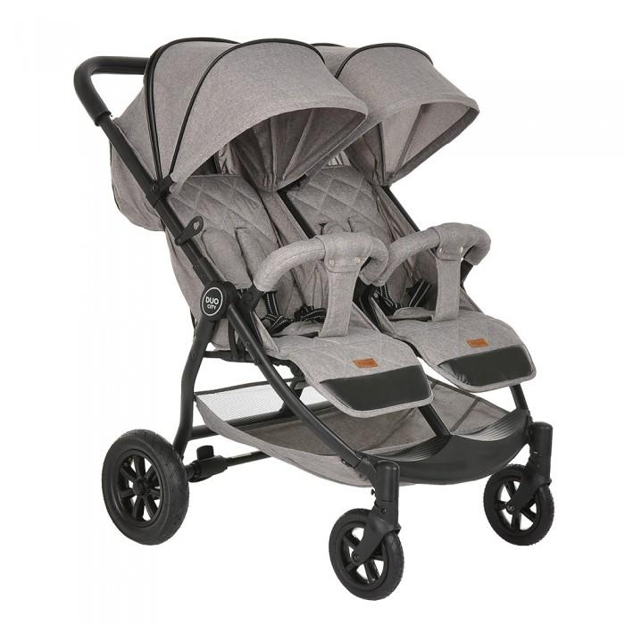 Купить Коляски для двойни и погодок, Pituso Прогулочная коляска для двойни Duocity