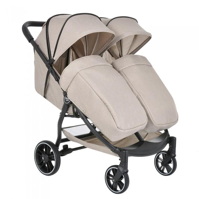 Купить Коляски для двойни и погодок, Pituso Прогулочная коляска Duocity для двойни