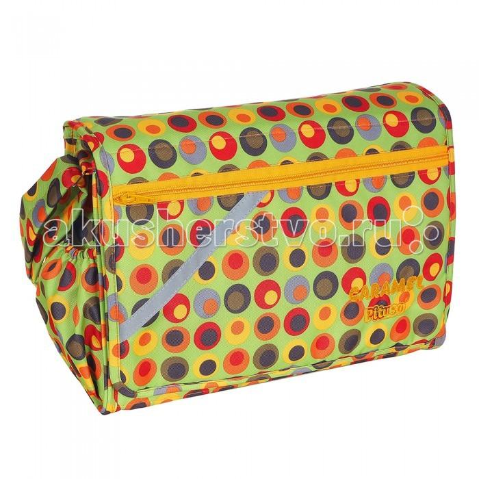 Сумки для мамы Pituso Сумка для мамы на коляску Caramel сумки для мамы gesslein сумка 3