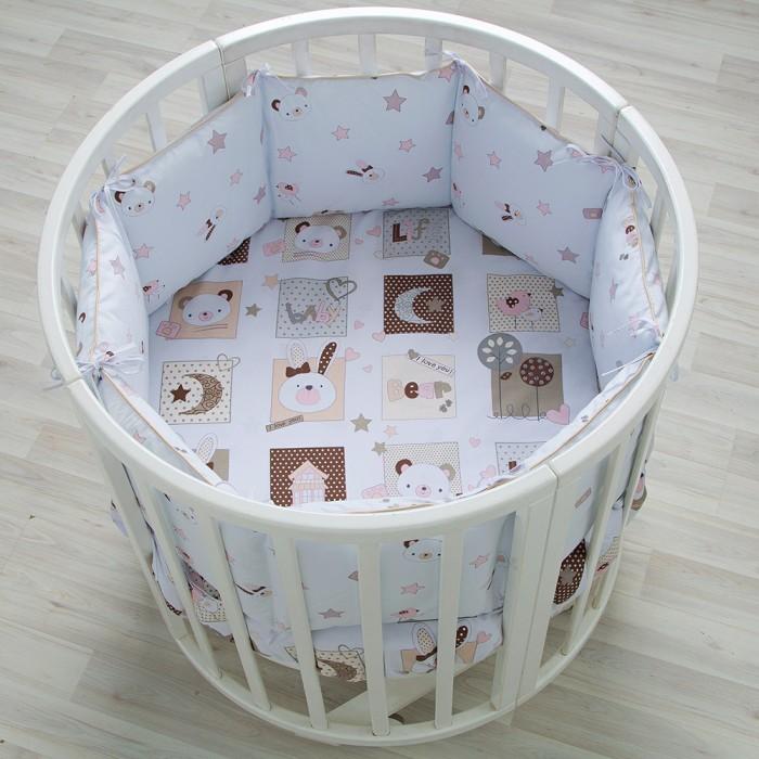 Картинка для Комплекты в кроватку Pituso универсальный Пэчворк слит подушки (4 предмета)