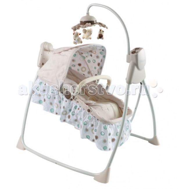 Детская мебель , Электронные качели Pituso Oliva 3 в 1 арт: 68524 -  Электронные качели