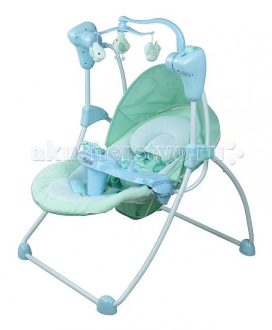 Детская мебель , Электронные качели Pituso Malaga арт: 74242 -  Электронные качели