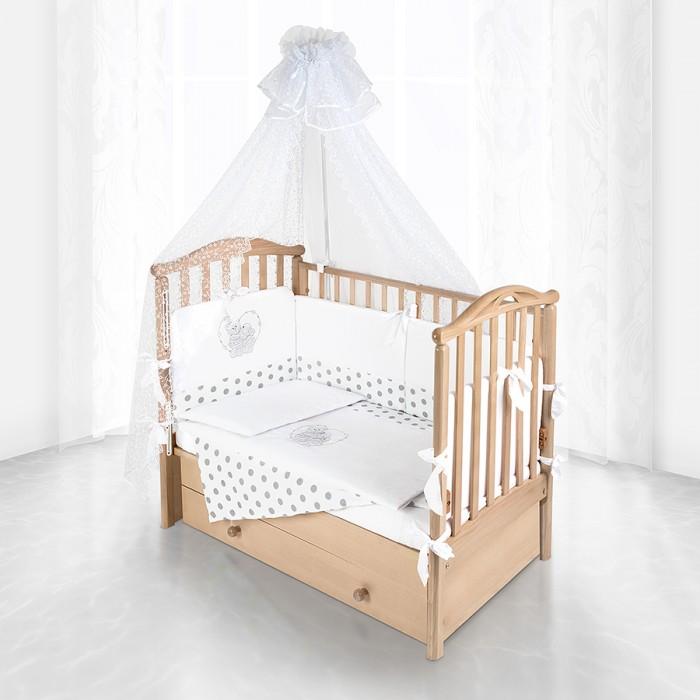 все цены на Комплекты в кроватку Pituso Мишка + Зайка (6 предметов) онлайн