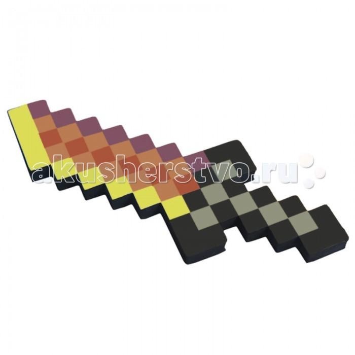 Игрушечное оружие Pixel Crew Игрушечное оружие Кинжал 8 Бит пиксельный 25 см игрушечное оружие jja дротики с мелом для wipe out 3 шт