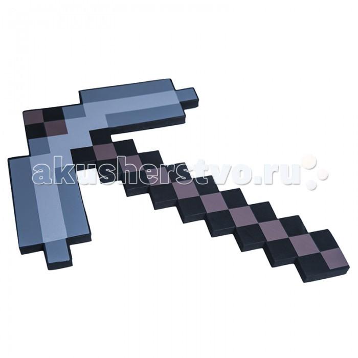 Игрушечное оружие Pixel Crew Игрушечное оружие Кирка 8 Бит пиксельная 45 см игрушечное оружие jja дротики с мелом для wipe out 3 шт