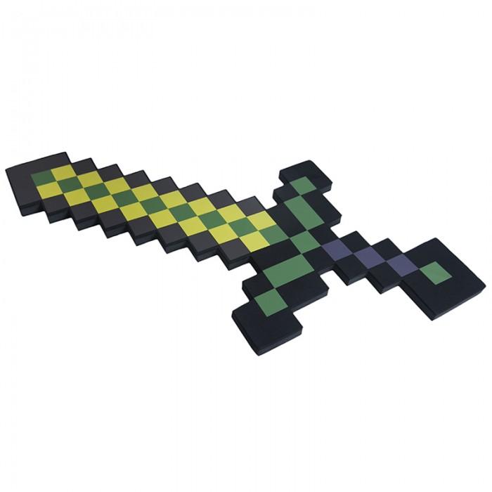 игрушечное оружие beboy игрушечный меч it100520 свет звук Игрушечное оружие Pixel Crew Игрушечное оружие Меч 8 Бит пиксельный 60 см