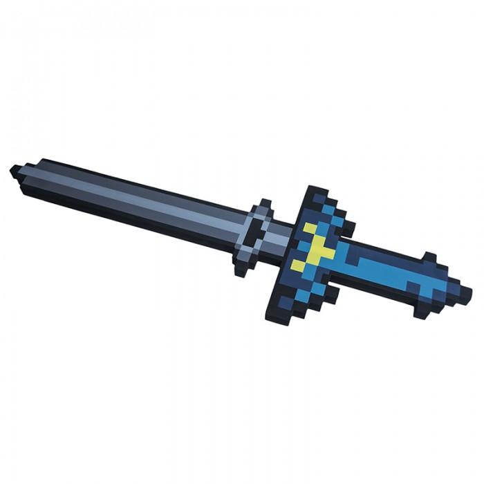 Игрушечное оружие Pixel Crew Игрушечное оружие Меч 8 Бит пиксельный 65 см игрушечное оружие jja дротики с мелом для wipe out 3 шт