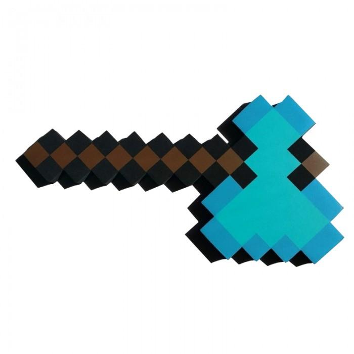 Pixel Crew Игрушечное оружие Топор 8 Бит пиксельный 41 см от Pixel Crew